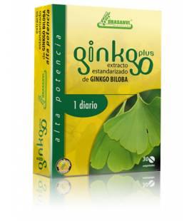 GINKGOPLUS 30 Comprimidos de Drasanvi