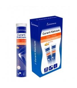 Curarti kalcium 30 comprimidos efervescentes de Plameca