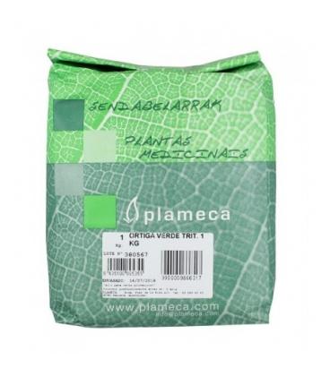 Ortiga verde triturada 1 kg de Plameca