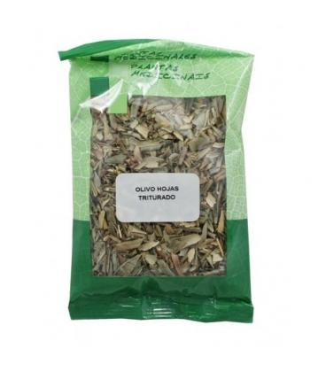 Olivo hojas trituradas 50 g de Plameca