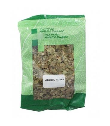 Abedul hojas trituradas 50 g de Plameca