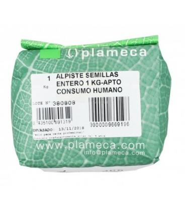 Alpiste semillas entero 1 kg de Plameca