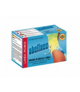 Infusión BIO adelgazante Obelinea 3 20 bolsitas 1,5g de Robis