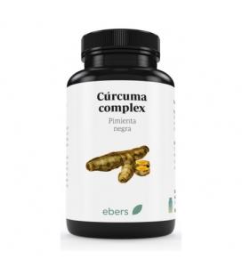 Cúrcuma complex 60 cápsulas de 500 mg de Ebers