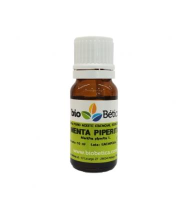 Aceite esencial menta piperita bio 10 cc de Biobetica