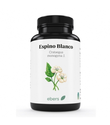 Espino blanco 60 comprimidos de 500 mg de Ebers