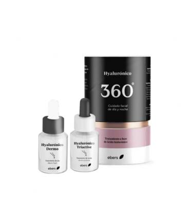 Hyalurónico tratamiento día y noche 360 2x30ml de Ebers