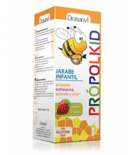Propolkid jarabe infantil (sabor fresa) 150ml de Drasanvi