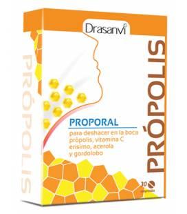 PROPOLIS ORAL MASTICABLE 30 Comprimidos de Drasanvi