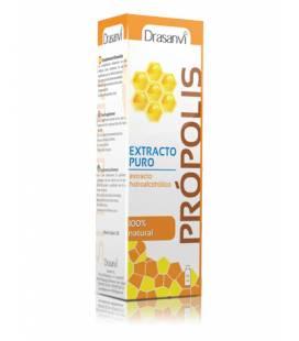 PROPOLIS EXTRACTO HIDROALCOHOLICO 50ml de Drasanvi
