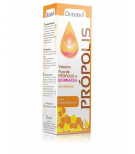 PROPOLIS EXTRACTO SIN ALCOHOL 50ml de Drasanvi