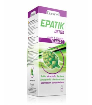 EPATIK DETOX JARABE 250ml de Drasanvi
