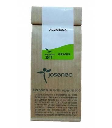 ALBAHACA BIO 25g granel de Josenea