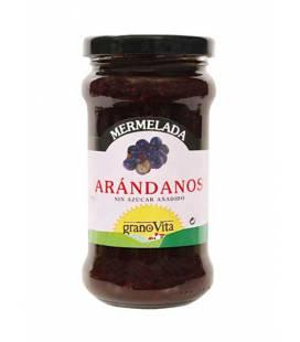 MERMELADA DE ARANDANOS 240g de Granovita
