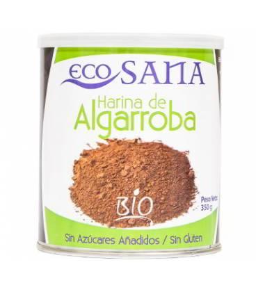 Harina de algarroba ecológica 350g de Ecosana