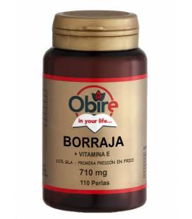 Borraja+Vitamina E 110 Perlas de 710mg de Obire