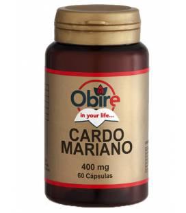 CARDO MARIANO 400mg 60 Cápsulas de Obire