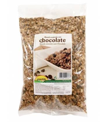 Muesli BIO crujiente chocolate de Granovita