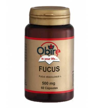 FUCUS 500mg 60 Cápsulas de Obire
