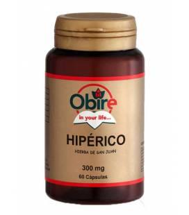 HIPERICO 300mg 60 Cápsulas de Obire