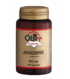 JENGIBRE 400mg 60 Cápsulas de Obire