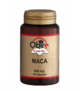 MACA 500mg 60 Cápsulas de Obire