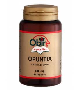 OPUNTIA 500mg 90 Cápsulas de Obire