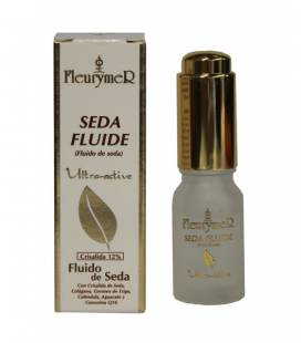 FLUIDO DE SEDA REGENERADOR, PIEL SEDA 10ml de Fleurymer