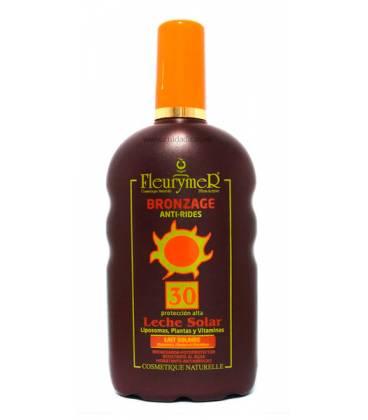 Leche solar factor 30 250ml de Fleurymer