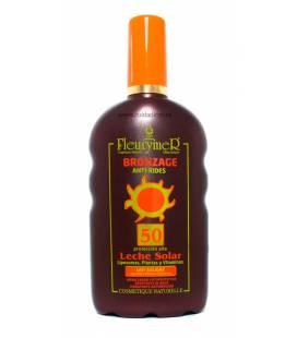 Leche solar factor 50 250ml de Fleurymer