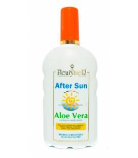 After Sun con aloe vera y plantas medicinales 250ml de Fleurymer