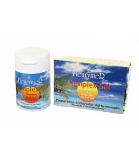 COMPLEX SOL Vitaminas+Minerales 60 Cápsulas de Fleurymer