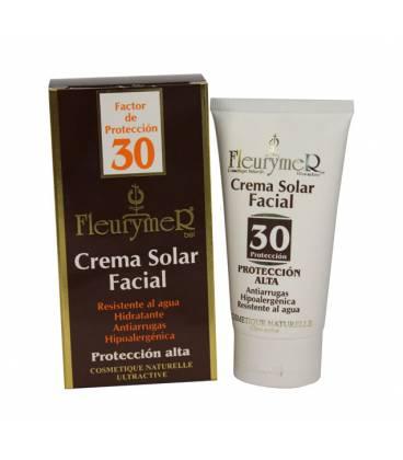 Crema solar facial factor 30 80ml de Fleurymer
