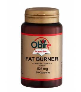 FAT BURNER ( L-CARNITINA + TE ROJO + POMELO ) 525mg 90 Cápsulas de Obire