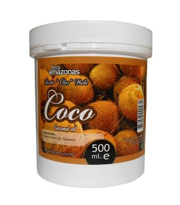 ACEITE DE COCO 500ml de Inkanatura