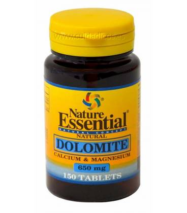DOLOMITA 600mg 150 Tabletas de Nature Essential