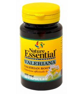 VALERIANA 400mg 50 Cápsulas de Nature Essential