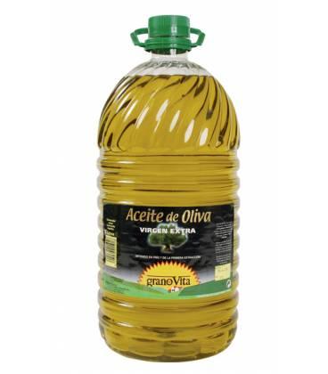Aceite de oliva virgen 5000ml de Granovita
