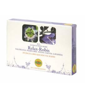 RELAX-ROBIS N-3 (RELAJANTE) 60 Comprimidos de 340mg de Robis