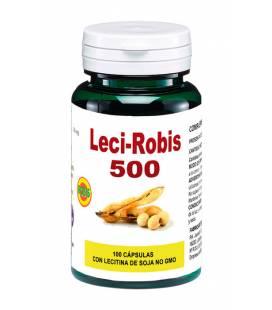 LECI-ROBIS 500 100 Cápsulas de 740mg de Robis