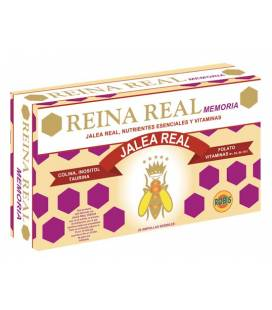 REINA REAL MEMORIA 20 Ampollas de 10ml de Robis