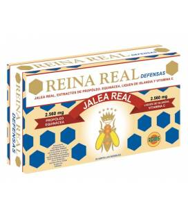 Reina Real Defensas 20 ampollas de 10ml de Robis