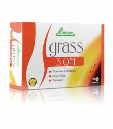 GRASS 3QM QUEMADOR 45 Cápsulas de Drasanvi