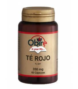 TE ROJO (PU-ERH) 350mg 60 Cápsulas de Obire