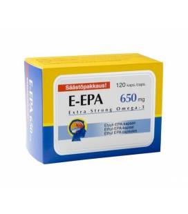 E-EPA 650mg 90% 60 Perlas de Dieticlar