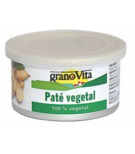 PATE VEGETAL LATA 125g de Granovita