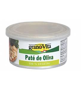 PATE OLIVA LATA 125g de Granovita