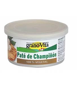 PATE CHAMPIÑON LATA 125g de Granovita