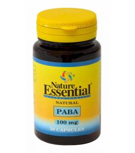 PABA 10mg 50 Cápsulas de Nature Essential