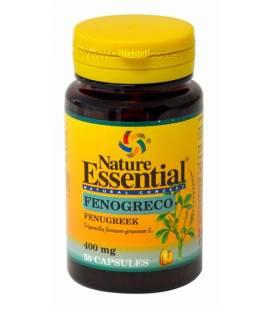 FENOGRECO (Alholva) 400mg 50 Cápsulas de Nature Essential